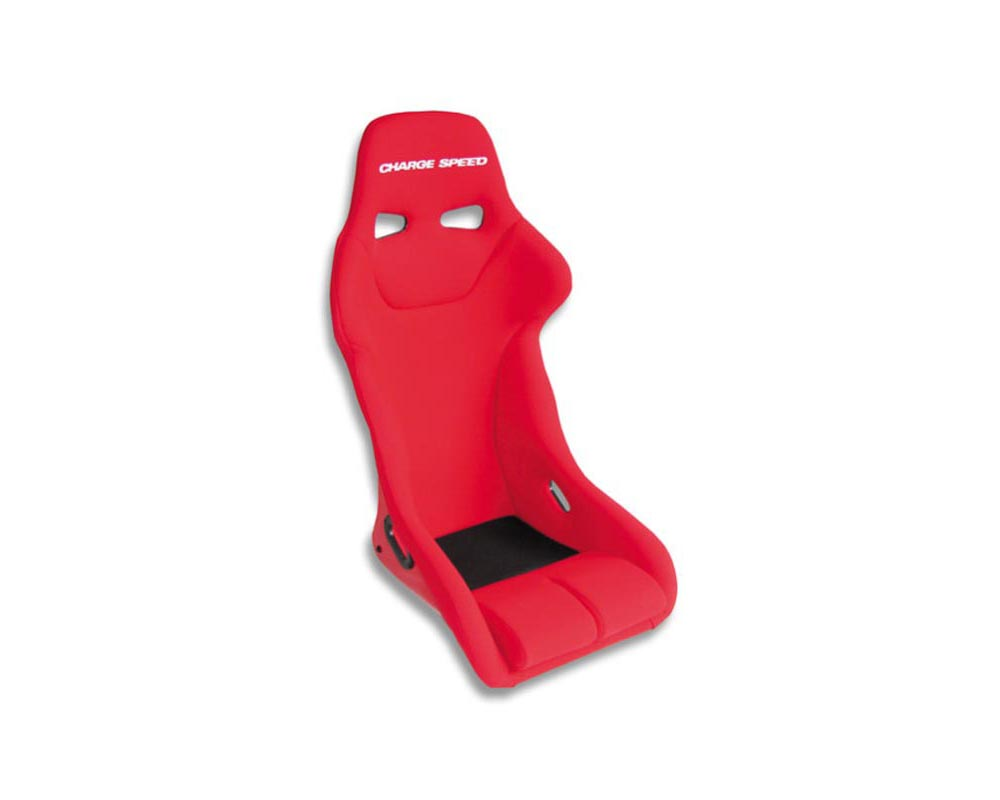 Charge Speed Racing Seat Genoa Type Carbon Red (Japanese CFRP)