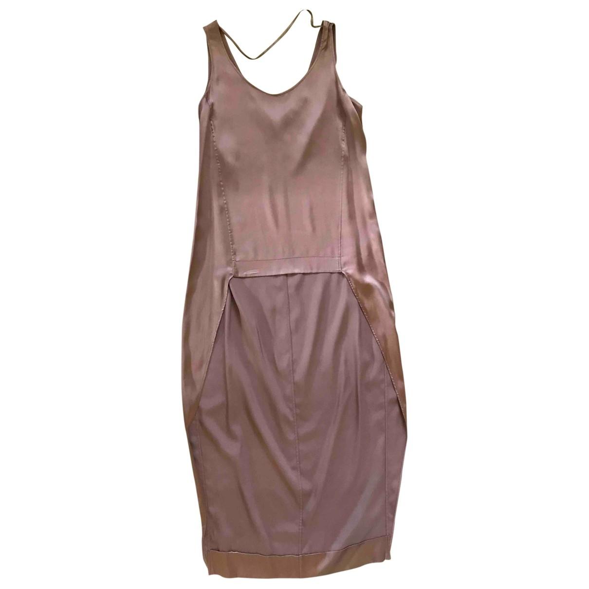 Brunello Cucinelli \N Pink Silk  top for Women S International