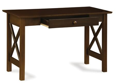 H-79274 Lexi Desk with Drawer in Antique