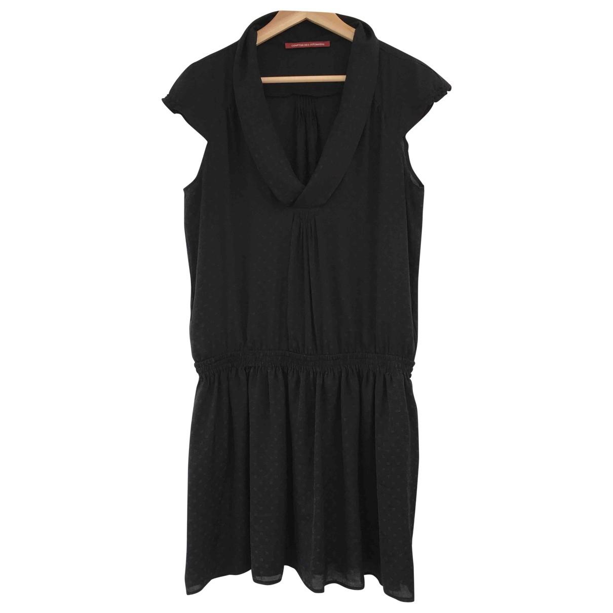 Comptoir Des Cotonniers \N Black dress for Women 42 FR