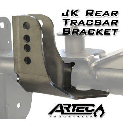 Artec Industries 3.5 Inch Diameter Rear Axle Trackbar Bracket - BR1135