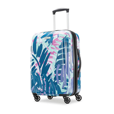 American Tourister Moonlight 21 Inch Hardside Luggage, One Size , Multiple Colors