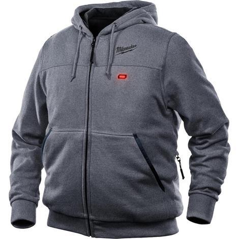Milwaukee M12™ Heated Hoodie Kit M (Gray)