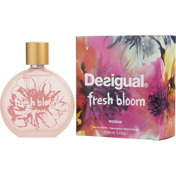 Fresh Bloom - Desigual Eau de Toilette Spray 100 ml