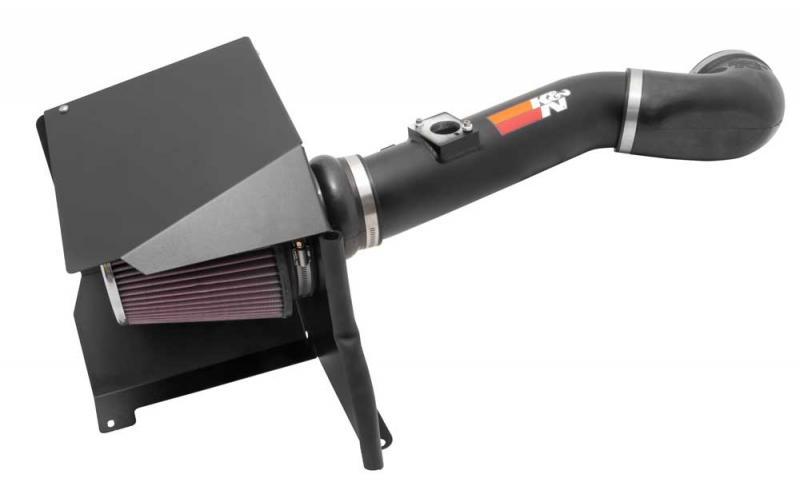 K&N 77-3076KTK Performance Air Intake System