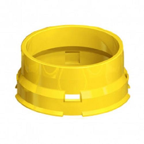 ST Suspensions Single Short Honey Yellow 70.6mm Hub Bore Center Adapter