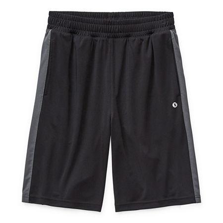Xersion Little & Big Boys Basketball Short, Xx-small (4-5) , Black