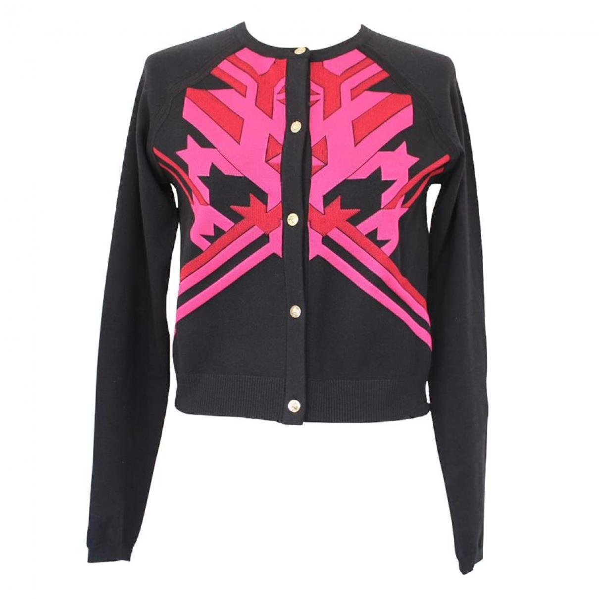 Versace \N Multicolour Wool Knitwear for Women 40 IT