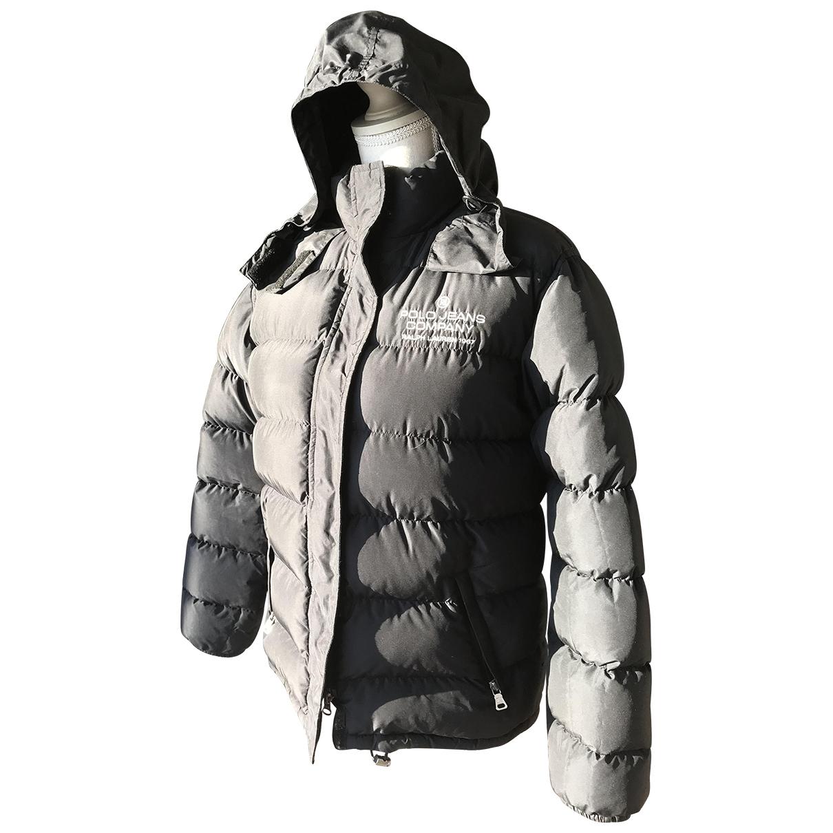 Polo Ralph Lauren \N Black coat for Women 38 FR