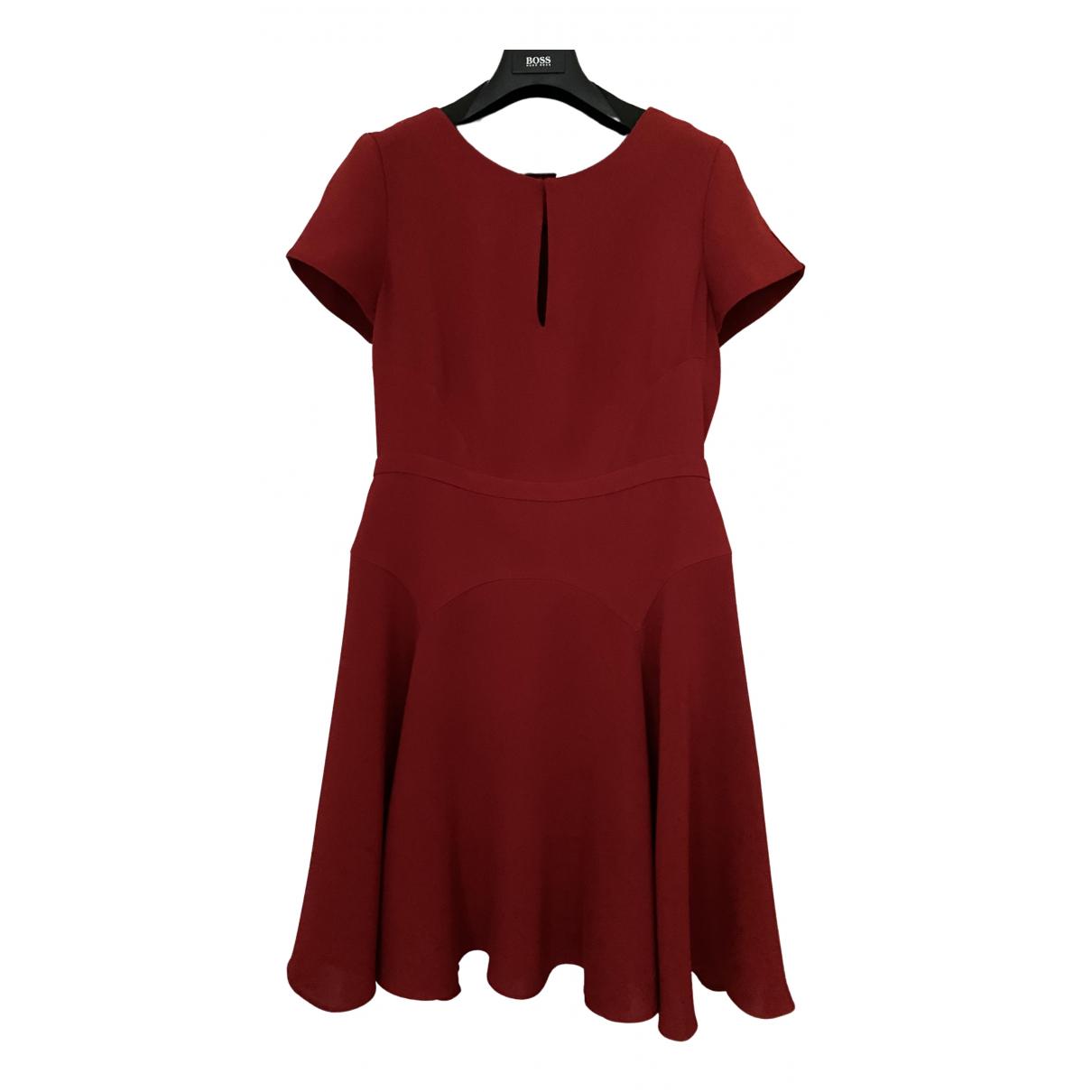 Diane Von Furstenberg \N Red dress for Women 8 US