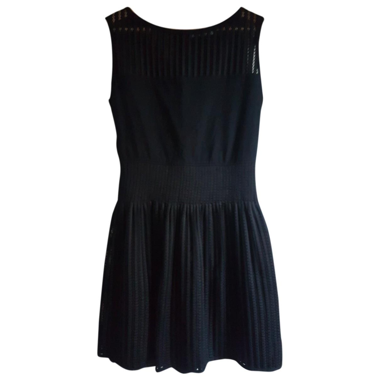 Intrend N Black Cotton dress for Women M International