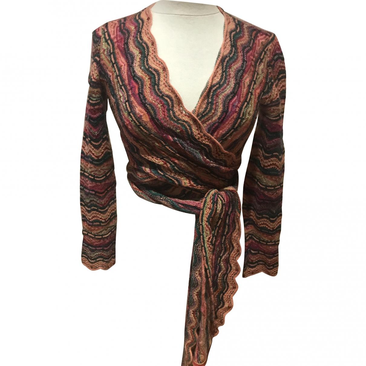 Missoni \N Multicolour Wool Knitwear for Women 40 FR