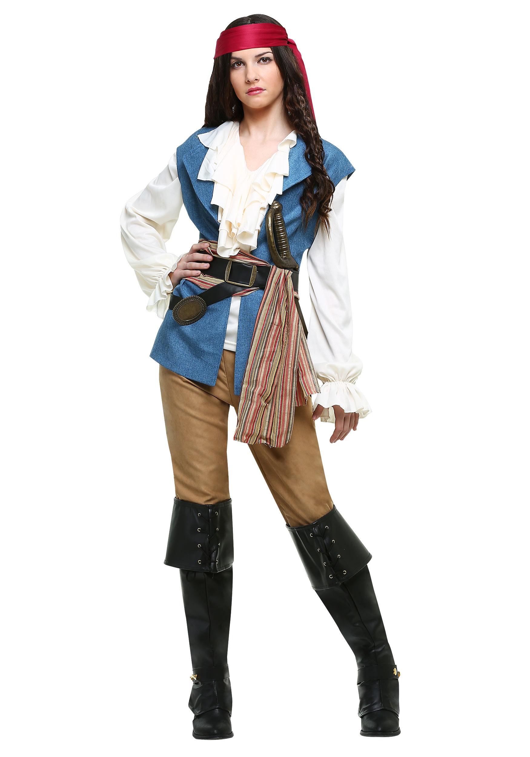 Seven Seas Sweetie Costume for Women