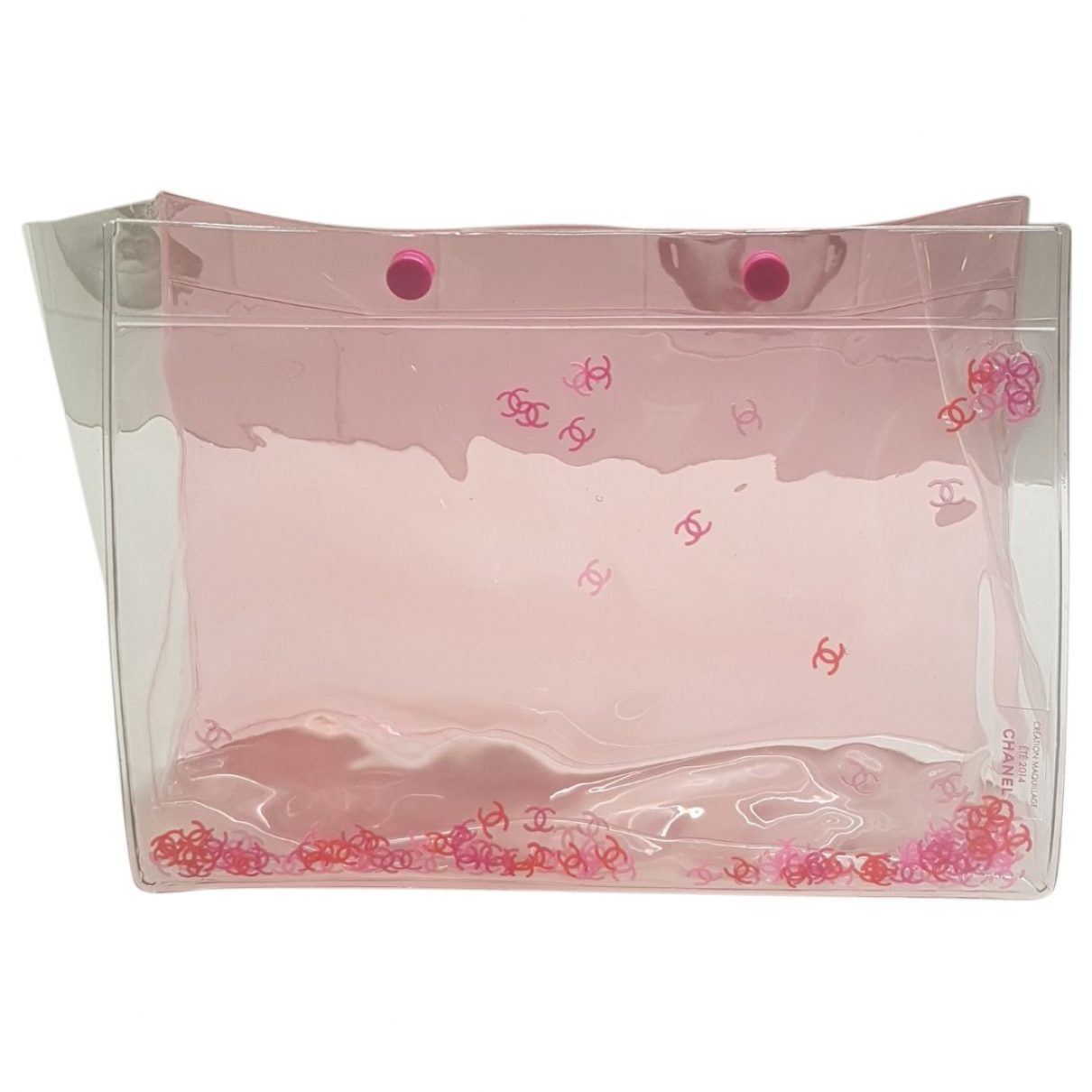 Chanel \N Pink Travel bag for Women \N