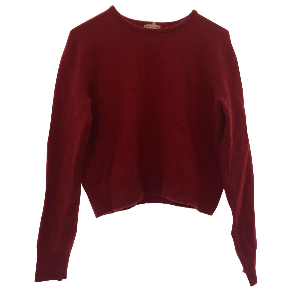 Club Monaco \N Red Knitwear for Women L International