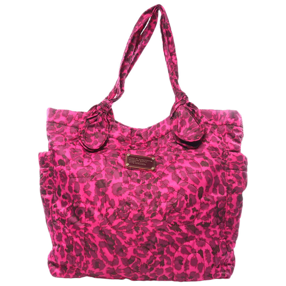 Marc By Marc Jacobs \N Handtasche in  Rot Synthetik