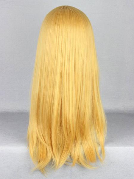 Milanoo Attack On Titan Krista Lenz Historia Reiss Halloween Cosplay Wig