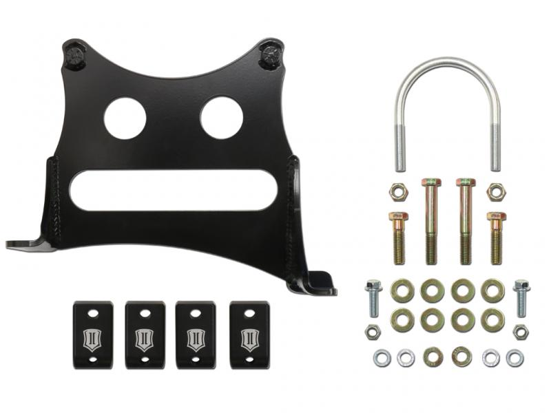 ICON Vehicle Dynamics 05-UP FSD DUAL STABILIZER KIT Ford F-250 2015-2016