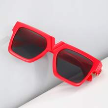 Men Two Tone Sunglasses