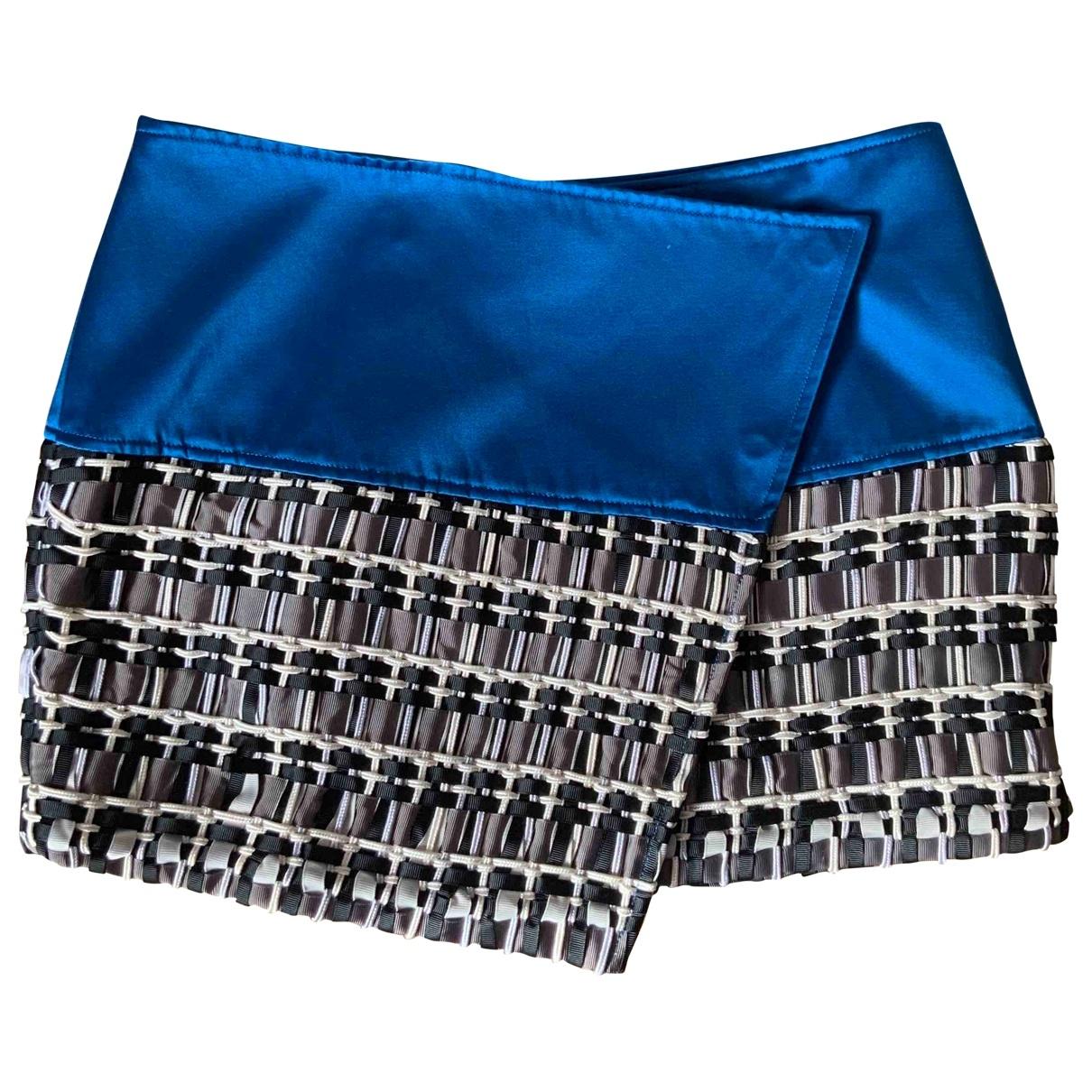 Mini falda de Seda Kenzo