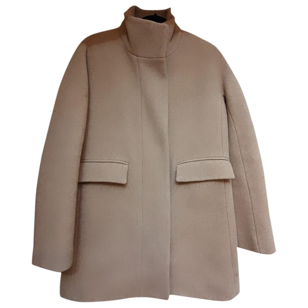 J.crew \N Camel Wool coat for Women 2 US