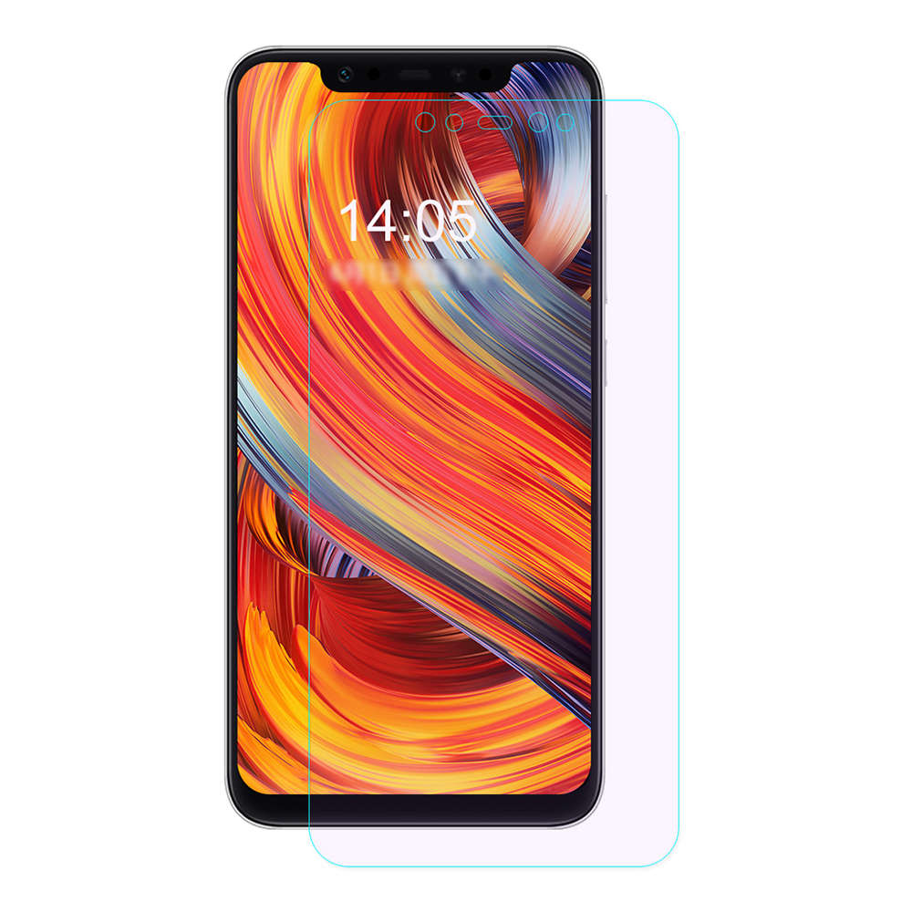 Xiaomi Mi8 Tempered Glass Screen Protector ENKAY Hat-Prince 0.26mm 2.5D Explosion-proof Membrane - Transparent
