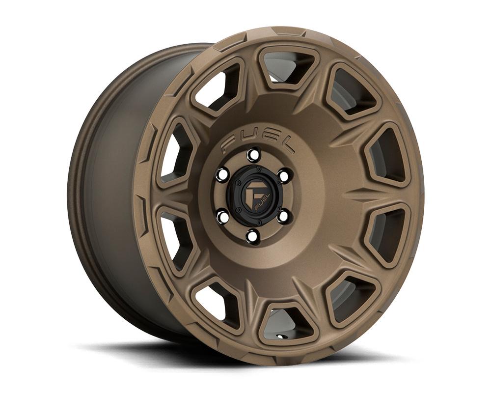 Fuel D687 Vengeance Bronze 1-Piece Cast Wheel 20x10 8x170 -18mm