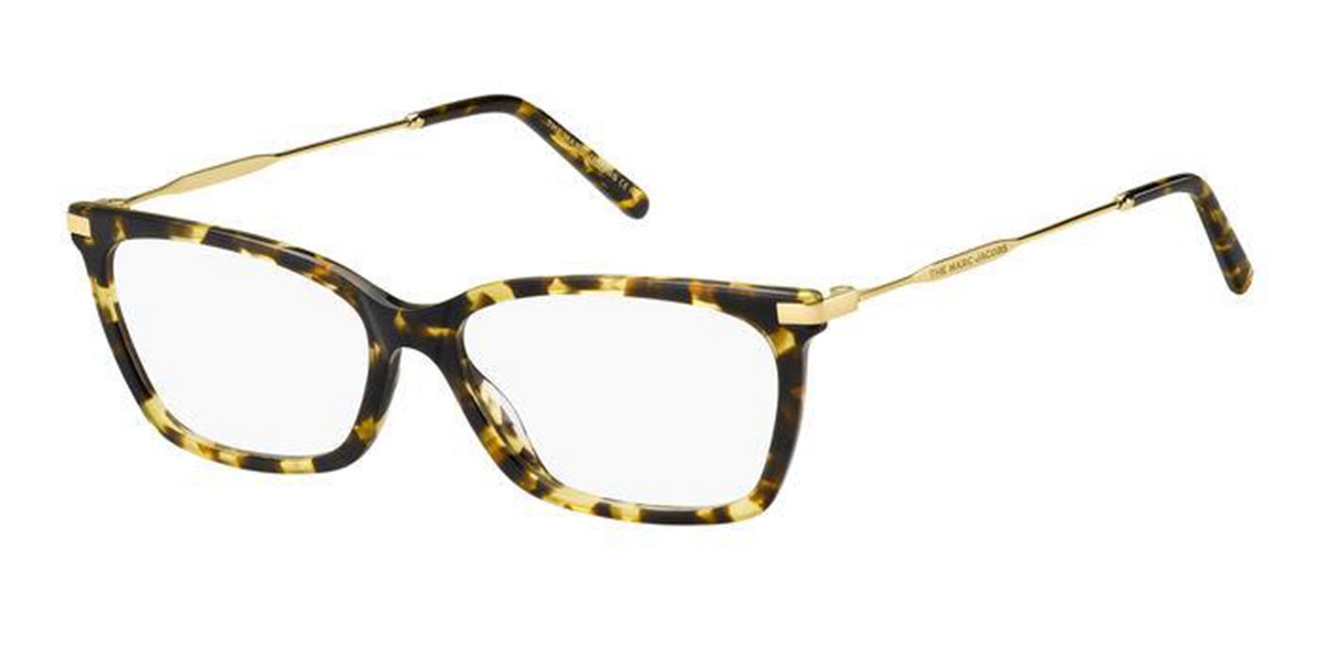 Marc Jacobs MARC 508 2IK Women's Glasses Gold Size 51 - Free Lenses - HSA/FSA Insurance - Blue Light Block Available