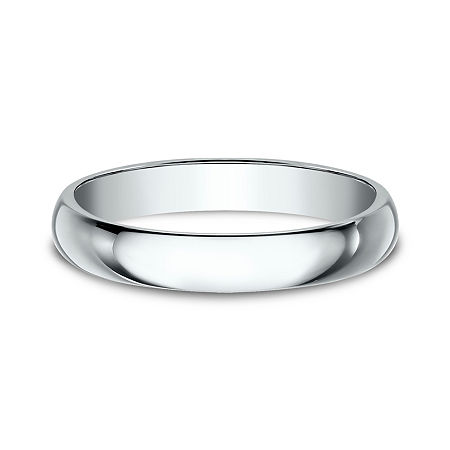 3MM 10K Gold Wedding Band, 8 , No Color Family