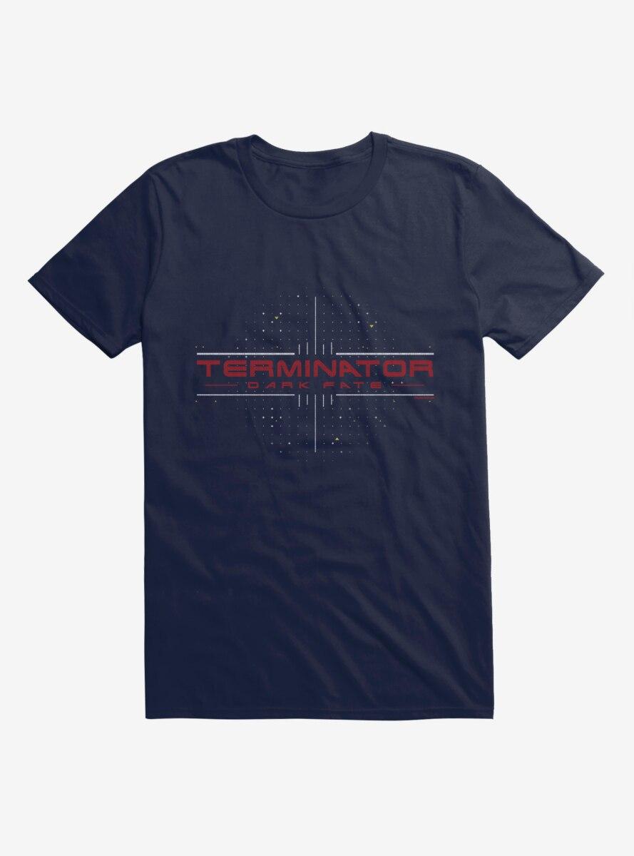 Terminator: Dark Fate Logo T-Shirt