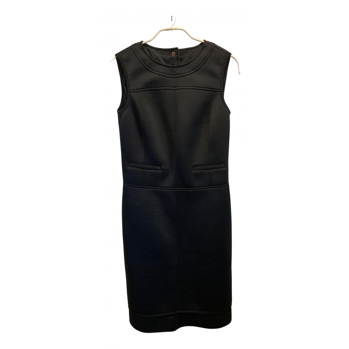 M Missoni \N Black Patent leather dress for Women 38 IT
