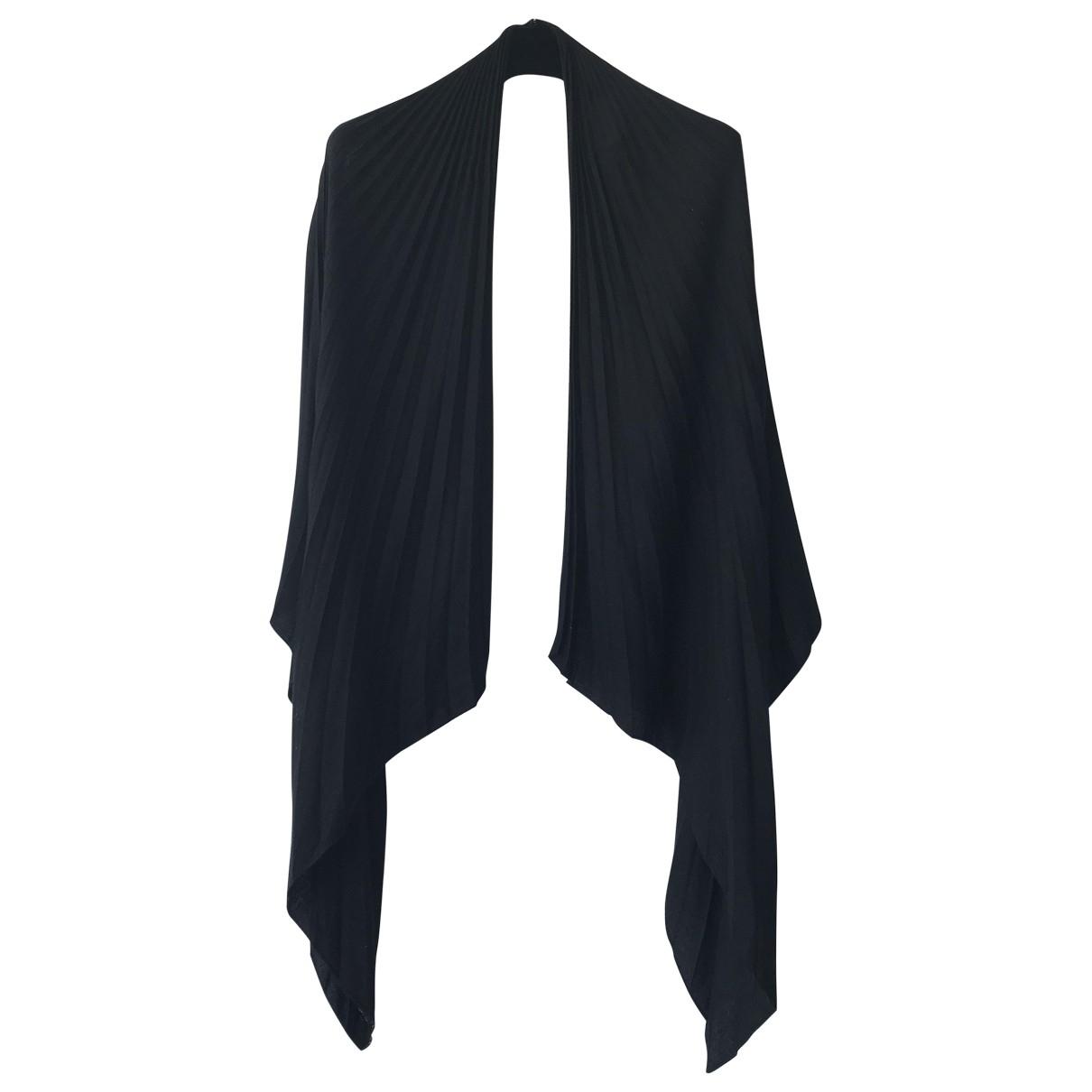 Loro Piana - Foulard   pour femme en cachemire - noir