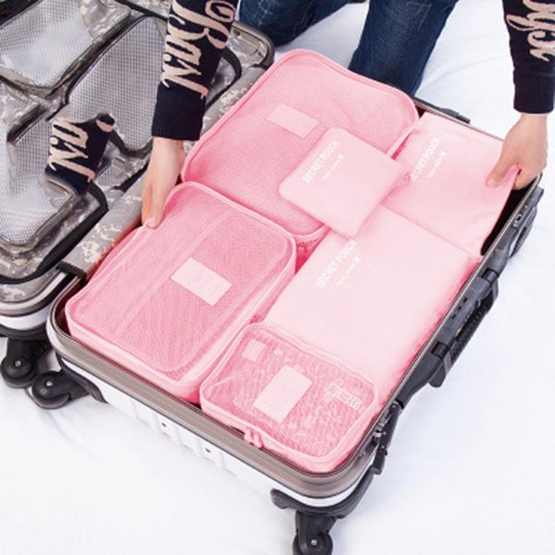 Ericdress Sanitary Napkin/Sanitary Pad Oxford Plain Storage Bags