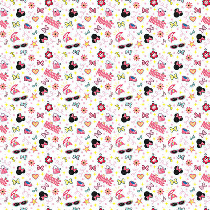 Minnie Mouse 1 Gift Wrap Roll 30