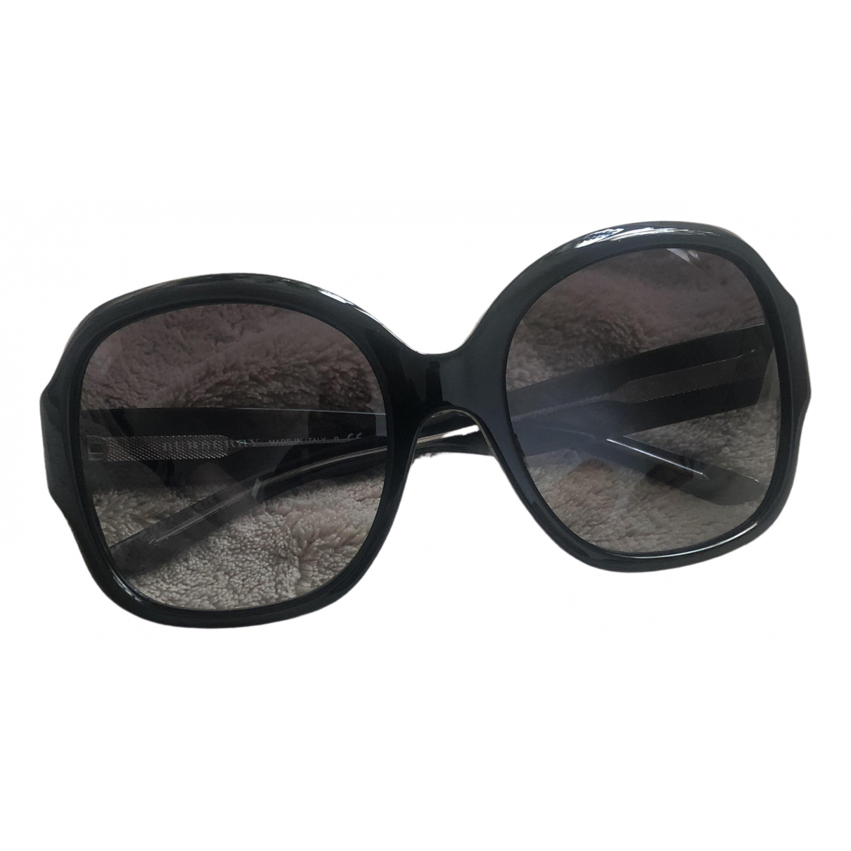 Burberry N Black Sunglasses for Women N