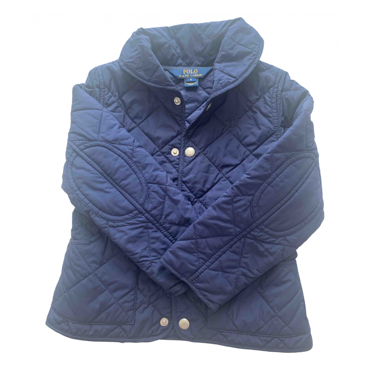 Polo Ralph Lauren \N Blue jacket & coat for Kids 5 years - up to 108cm FR