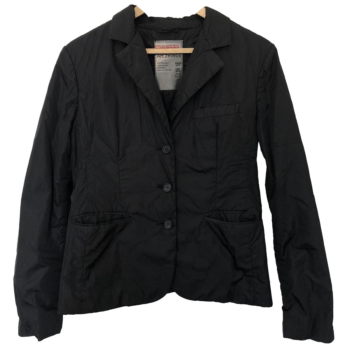 Prada \N Black jacket for Women 46 FR