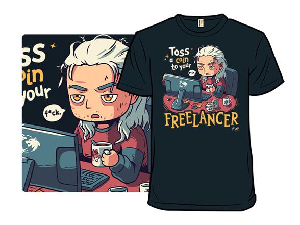 Freelancer Of Blaviken T Shirt