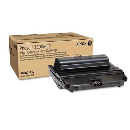 Xerox 106R01412 cartouche de toner originale noire haute capacité