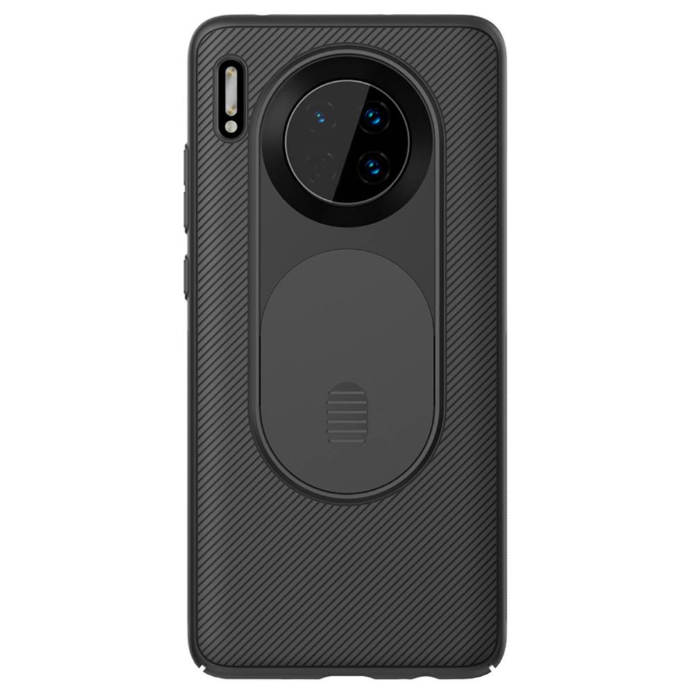 Nillkin CamShield Case Protective Back Cover For HUAWEI Mate 30 Smartphone - Black