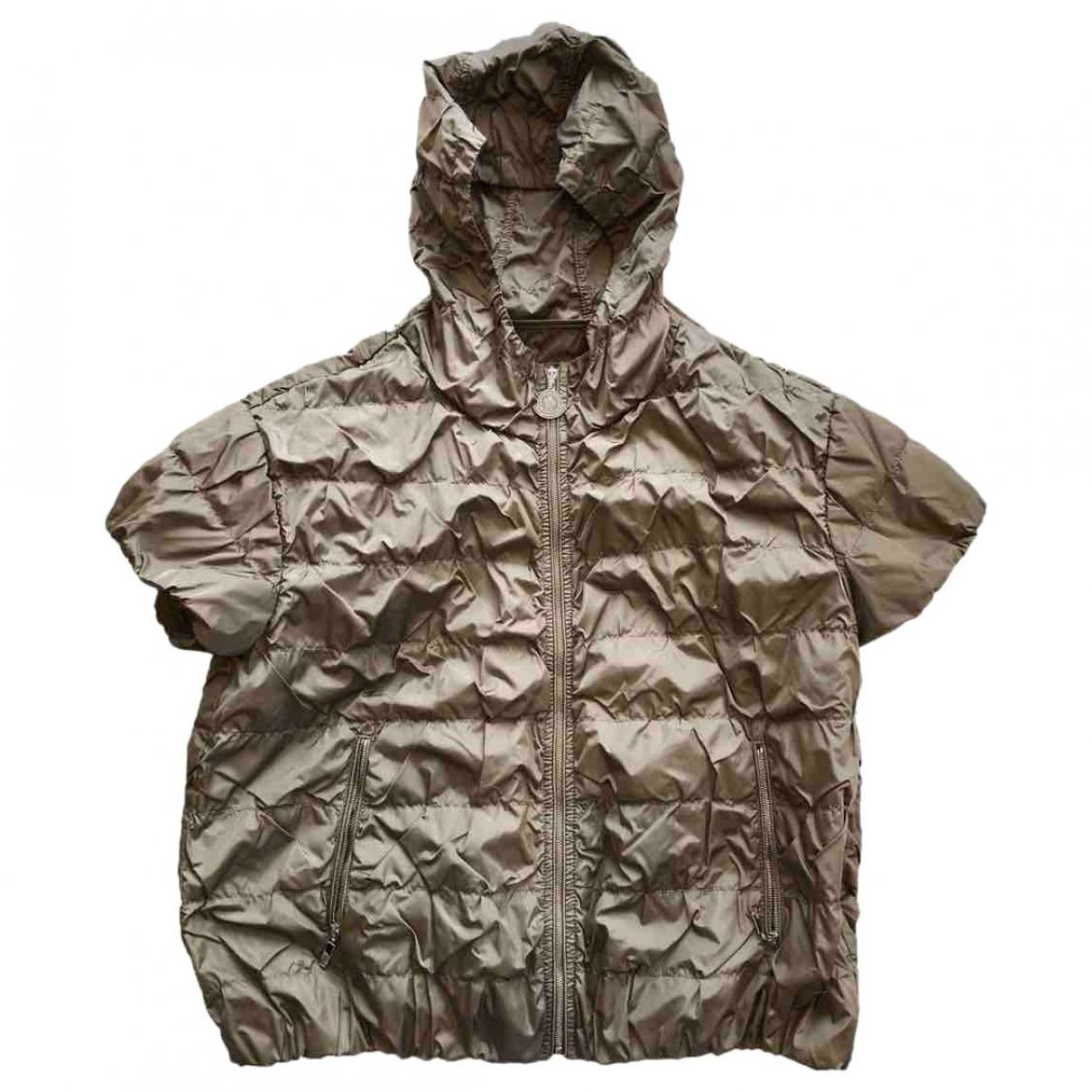 Moncler \N Beige jacket for Women 3 0-5