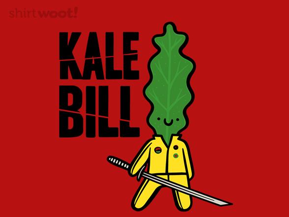 Kale Bill T Shirt