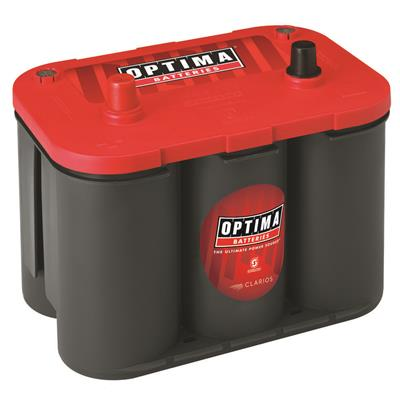 Optima Batteries Red Top, Group 34, 800 CCA, Top Post - 8002-002