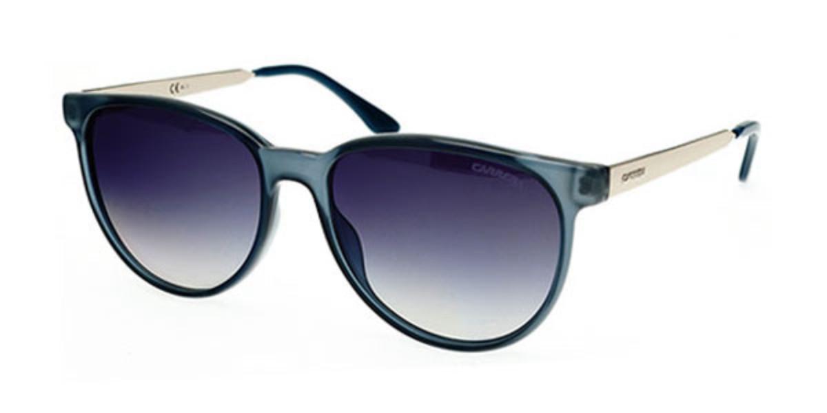 Carrera 6014/S 8KF/G5 Women's Sunglasses Blue Size 55