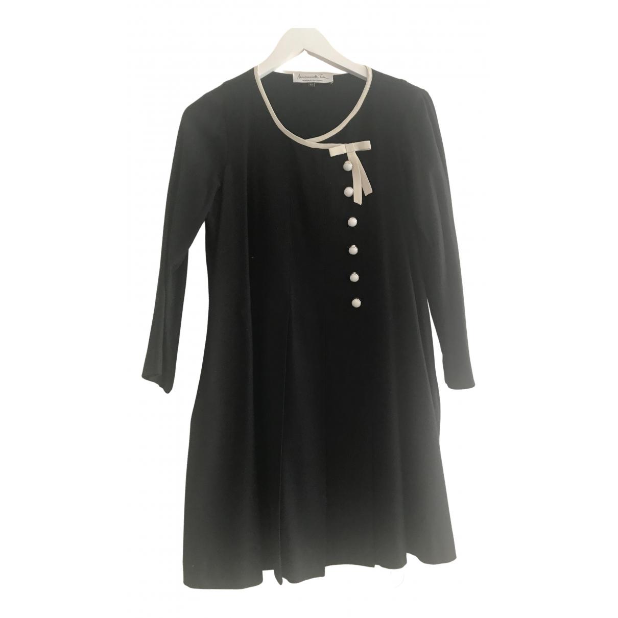 Tara Jarmon \N Black Wool dress for Women 42 FR