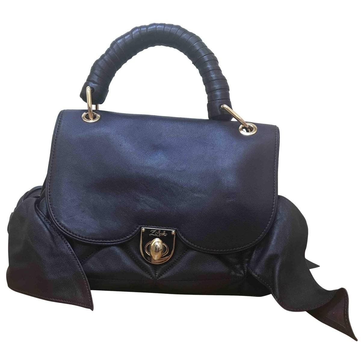 Bolso  de Cuero Z Spoke By Zac Posen