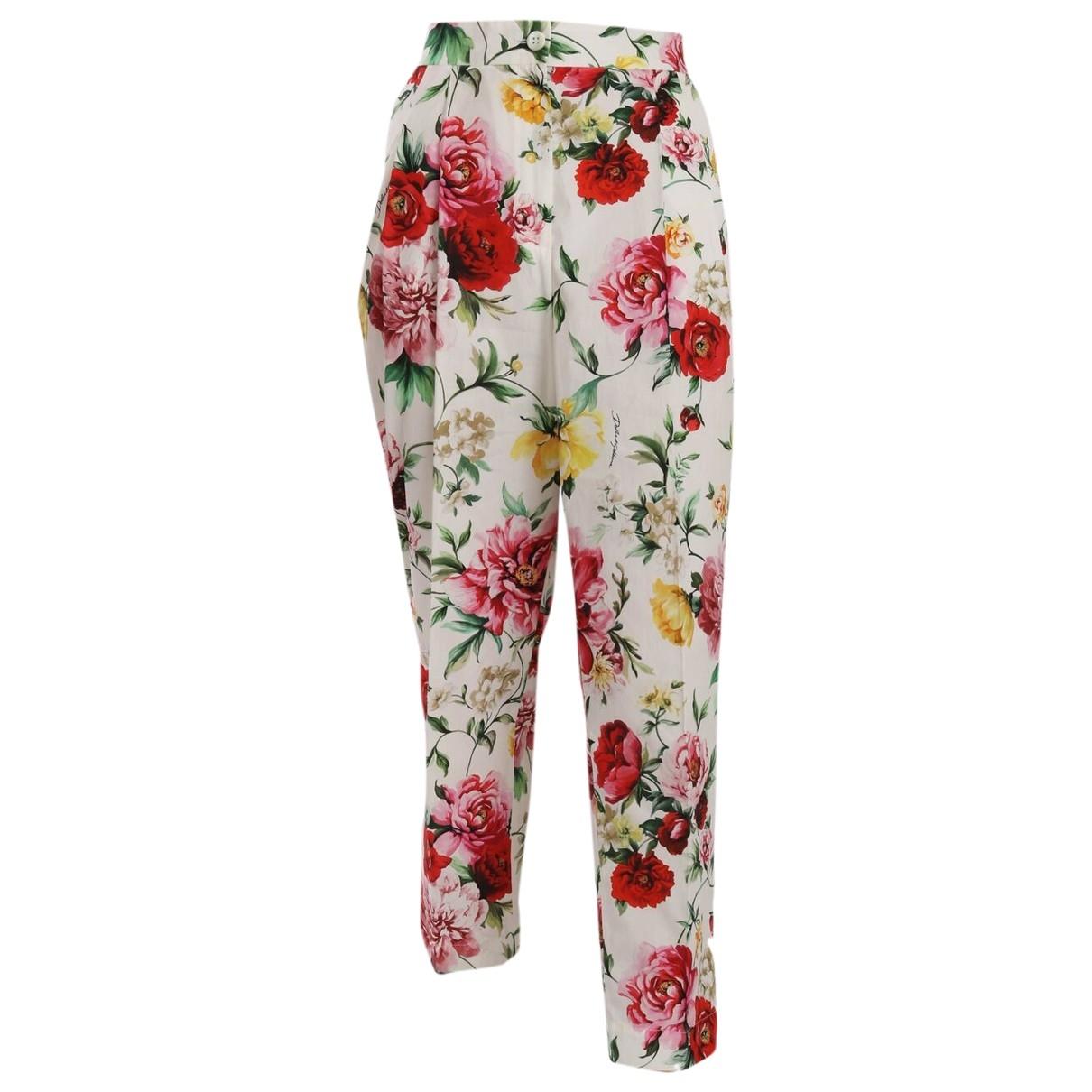 Pantalon de traje Dolce & Gabbana