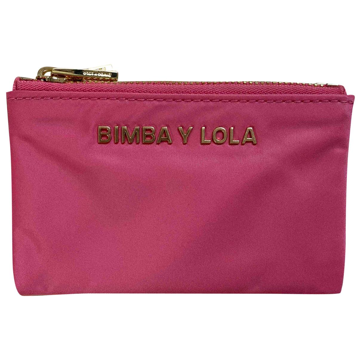 Bimba Y Lola - Portefeuille   pour femme en autre - multicolore