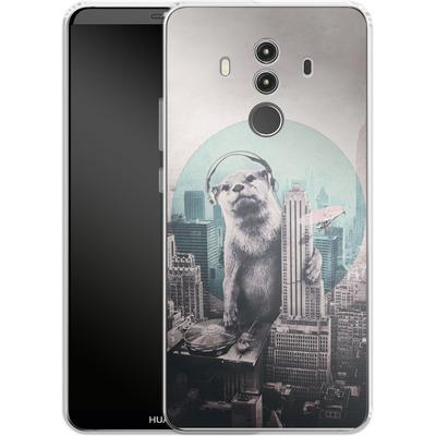 Huawei Mate 10 Pro Silikon Handyhuelle - DJ von Ali Gulec