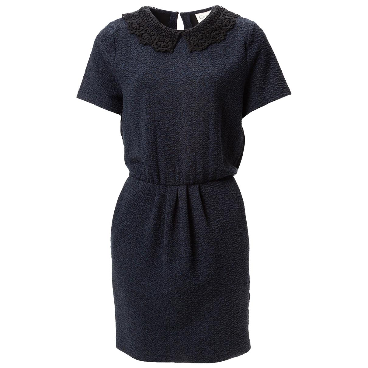 Ganni \N Navy dress for Women L International